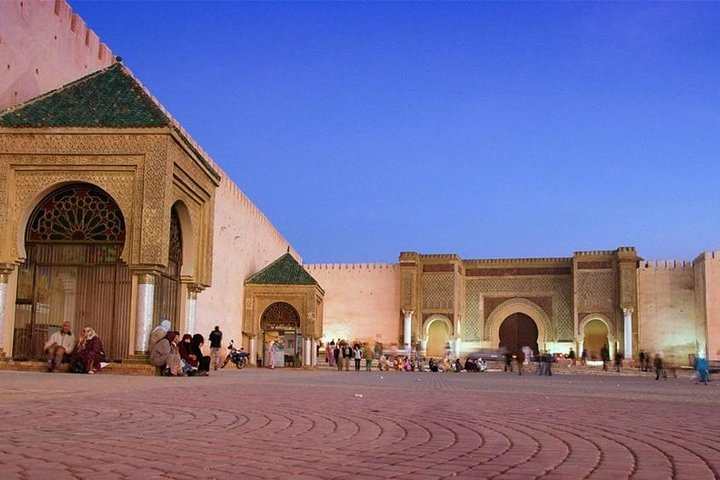 One-Day Tour from Fez to Meknes and Volubilis, Fez, MARRUECOS