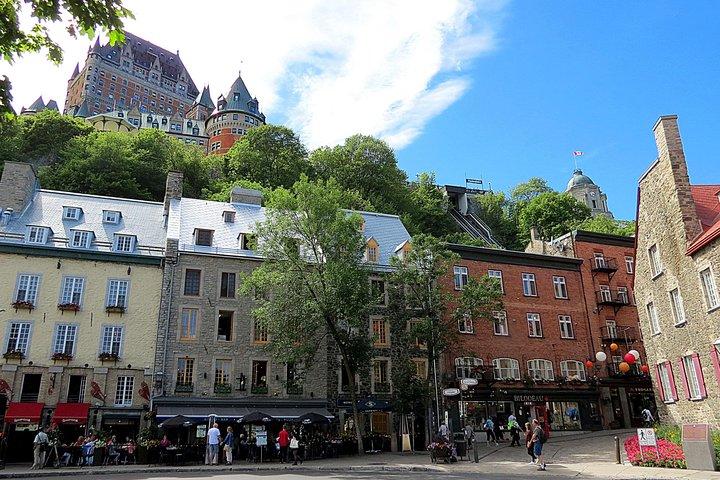 City Tour of Quebec: La Parlure québécoise, Quebec, CANADÁ