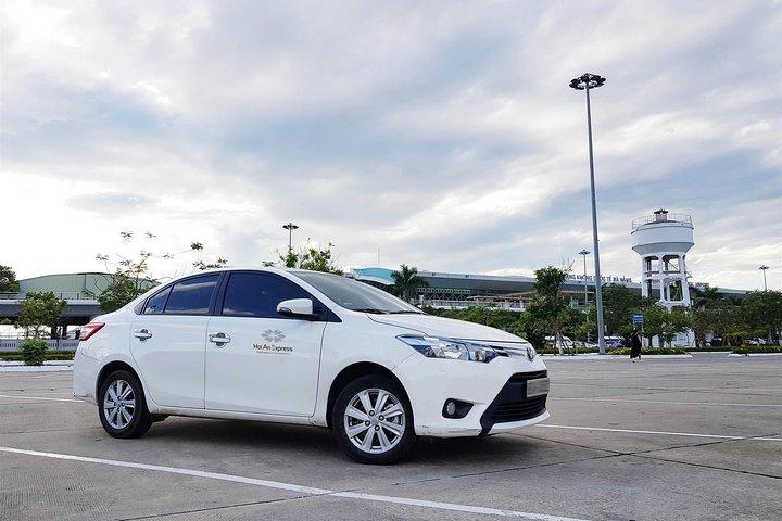Traslado en coche privado de la ciudad de Hoi An al aeropuerto o el centro de la ciudad de Da Nang, Hoi An, VIETNAM