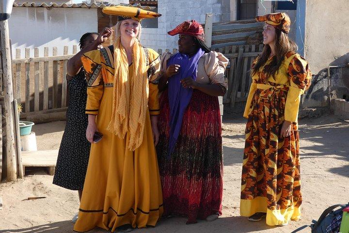 Swakopmund Historical Local Guided Cultural Day Tour, Swakopmund, NAMIBIA