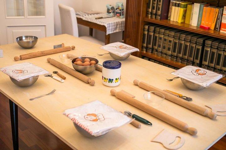 Private pasta-making class at a Cesarina's home with tasting in Asti, Asti, ITALIA