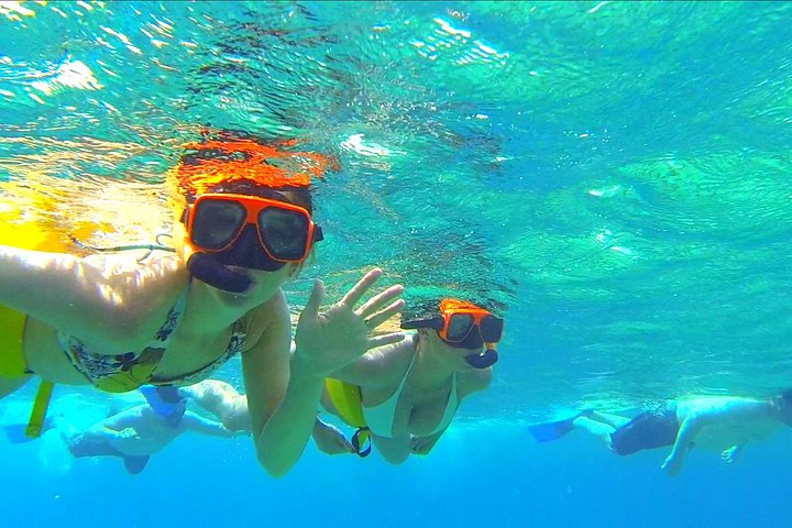 Paradise Cove Day Pass Or Snorkel Only with Transport from Freeport, Freeport, BAHAMAS