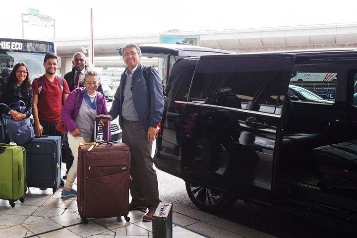 Transfer service from Fez Sais Airport, Fez, MARRUECOS