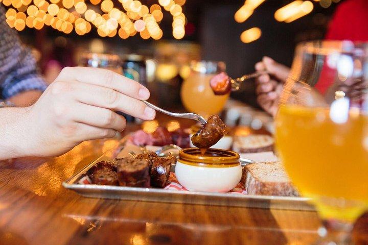 The Pork and Bacon Walking Food Tour of Toronto's Hogtown History, Toronto, CANADA