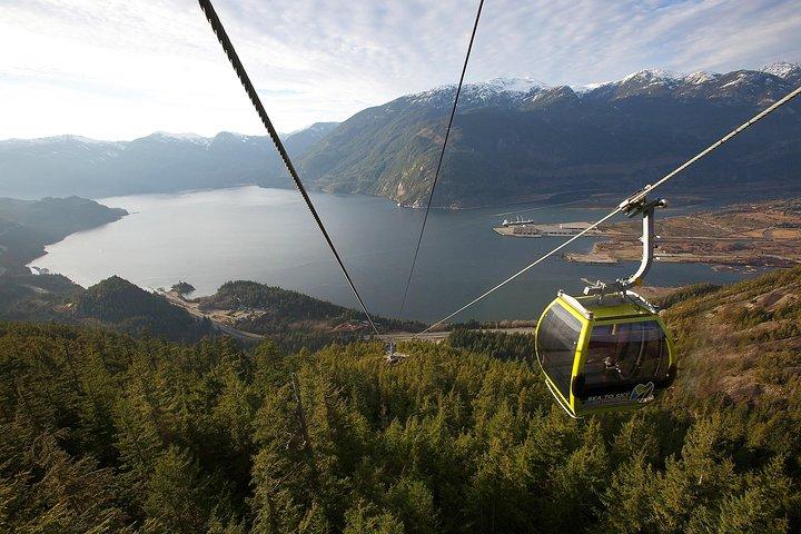 Sea to Sky Gondola Ticket, Squamish, CANADÁ