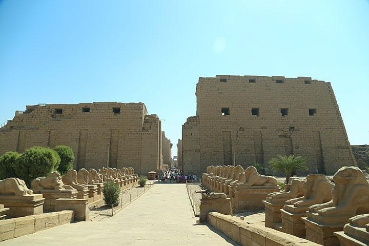Full-Day Small-Group Shore Excursion from Safaga Port to Luxor, Luxor, EGIPTO