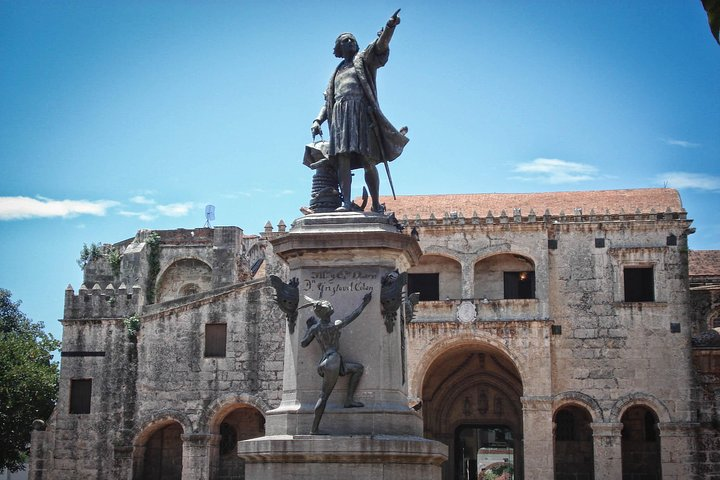 Full-Day Santo Domingo City Tour from Punta Cana, Punta de Cana, REPUBLICA DOMINICANA
