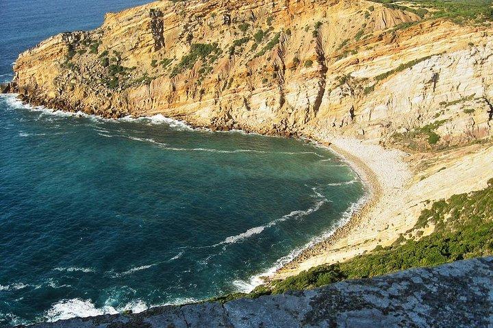 Viaje a una playa paradisíaca secreta desde Lisboa, Lisboa, PORTUGAL