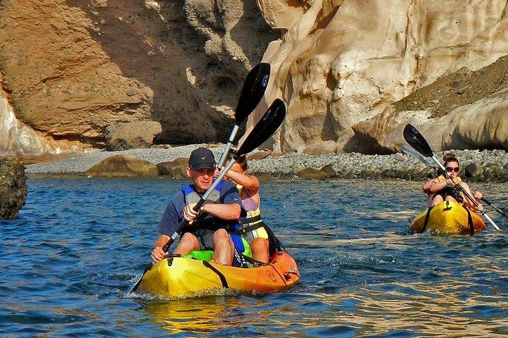 Guided Kayaking Trip in Gran Canaria, Fuerteventura, Espanha