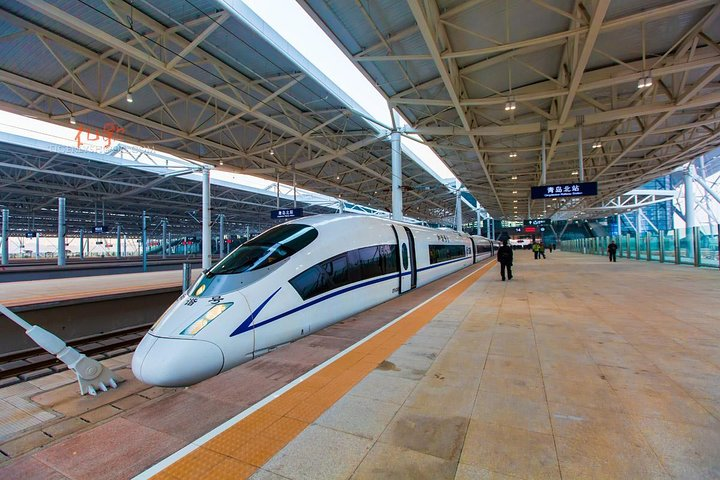 Qingdao Northern Railway Station Arrival Private One-Way Transfer, Qingdao, CHINA