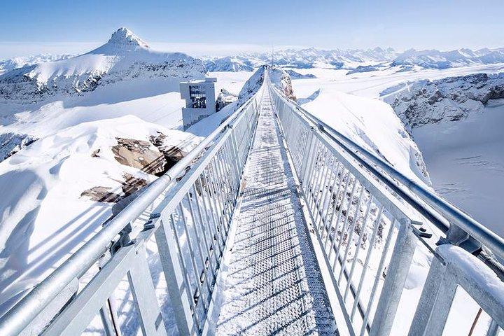 Riviera Col du Pillon & Glacier 3000: High Level Experience Swiss Alps from Montreux, Montreux, Switzerland