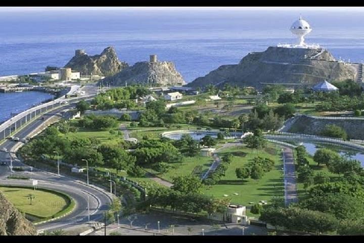 Muscat City Tour Half day, Mascate, OMAN