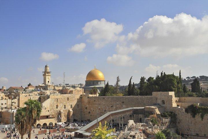 Ashdod Shore Excursion: ALL Jerusalem Highlights + visit to Bethlehem, Jerusalen, ISRAEL