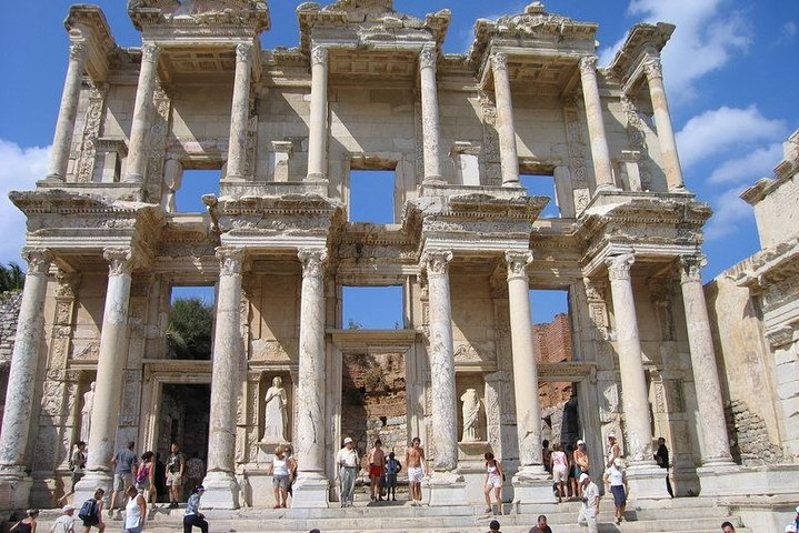 Full Day Private Ephesus tour including Lunch, Kusadasi, Turkey