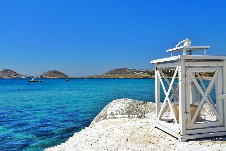 Mini Crucero Mykonos Delos, Rhenia y Playas de Día Completo, Miconos, GRECIA