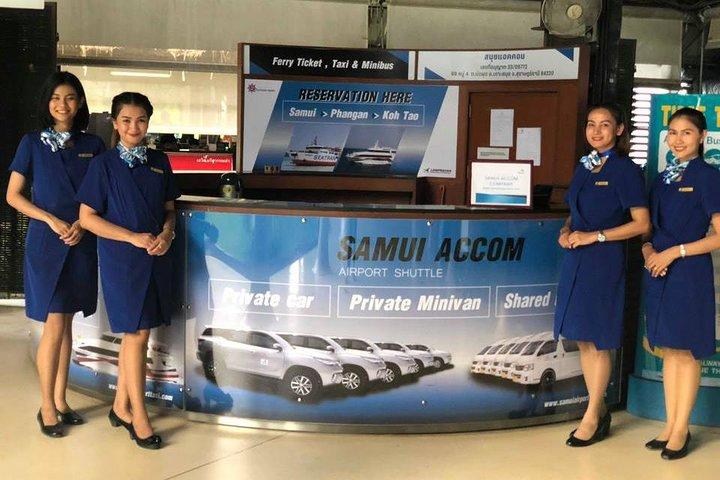 Private Airport Transfer in Koh Samui SUV 1 - 4 PAX, Surat Thani, TAILANDIA