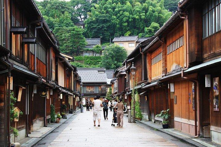 Kanazawa Like a Local: Customized Private Tour, Kanazawa, JAPON