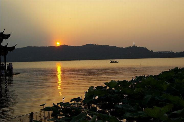Private Hangzhou Day Trip from Shanghai by Bullet Train, Shanghai, CHINA