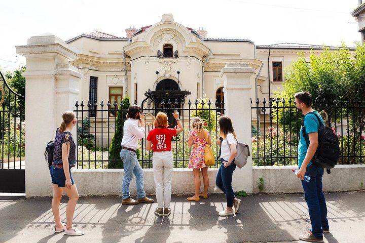 Hidden Gems of Bucharest Tour, Bucarest, RUMANIA