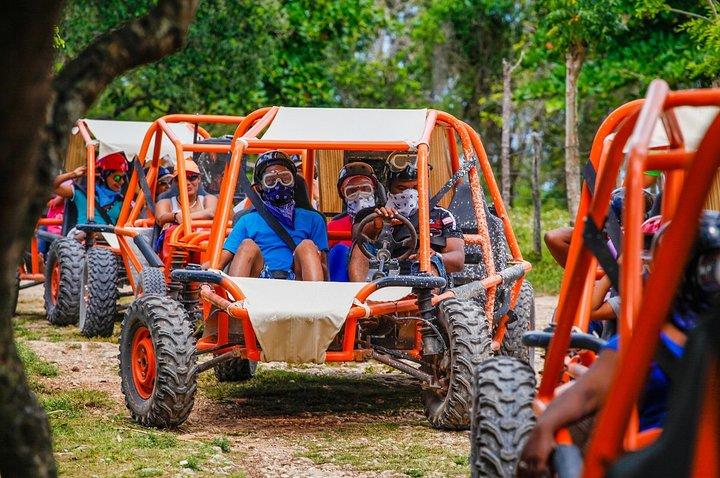 Family Buggy Adventure in Punta Cana, Punta de Cana, REPUBLICA DOMINICANA
