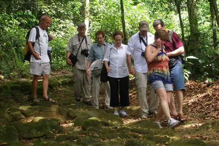 Walking the Gold Trail tour, Paraty, BRASIL