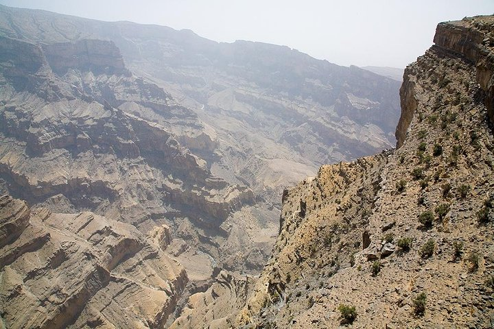 Full-Day Grand Canyon and Nizwa Tour by 4x4, Mascate, OMAN