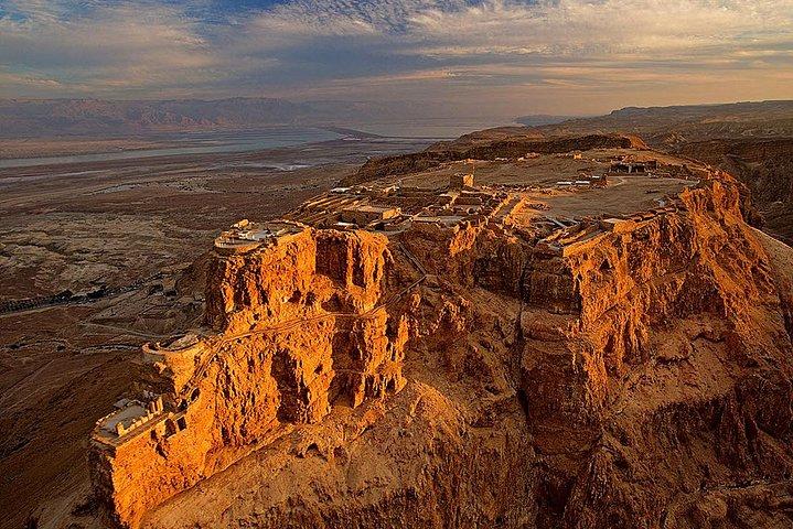 Masada and Dead Sea Tour from Herzliya, Herzliya, ISRAEL