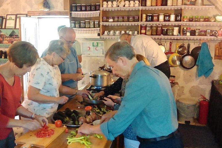 Gourmet Cooking Class in Cappadocia, Urgup, TURQUIA