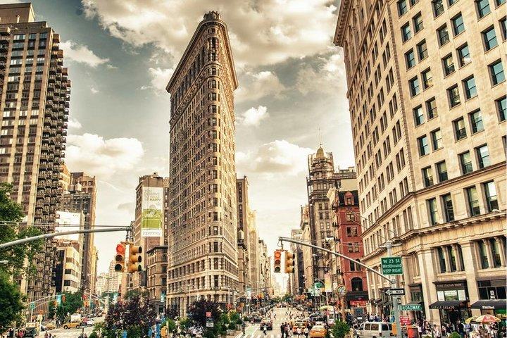 Flatiron Food, Architecture, and History Tour, New York, NY, UNITED STATES