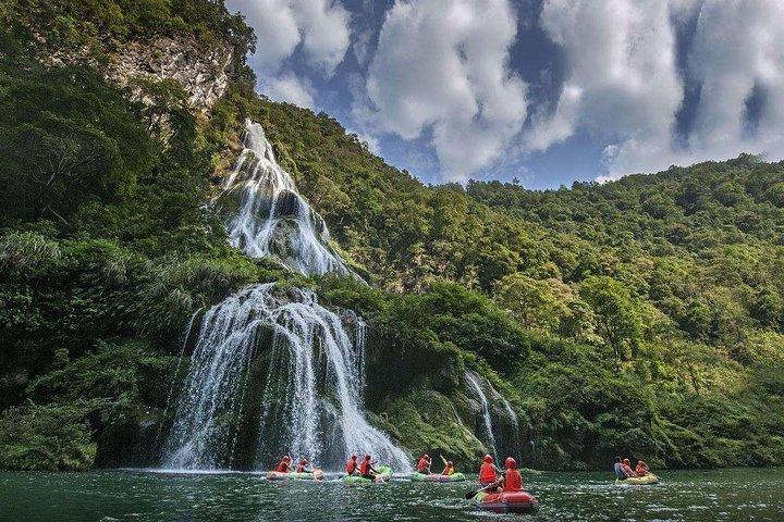 Zhangjiajie Mengdong River Rafting Tour, Zhangjiajie, CHINA