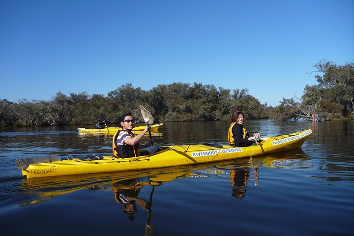 Kayak Tour on the Canning River, ,