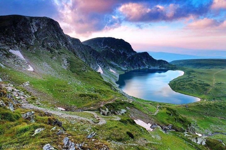 Hiking The Seven Rila Lakes with option for dinner, Sofia, BULGARIA