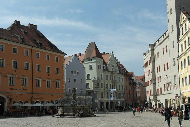 Regensburg Private Walking Tour, Regensburg, GERMANY