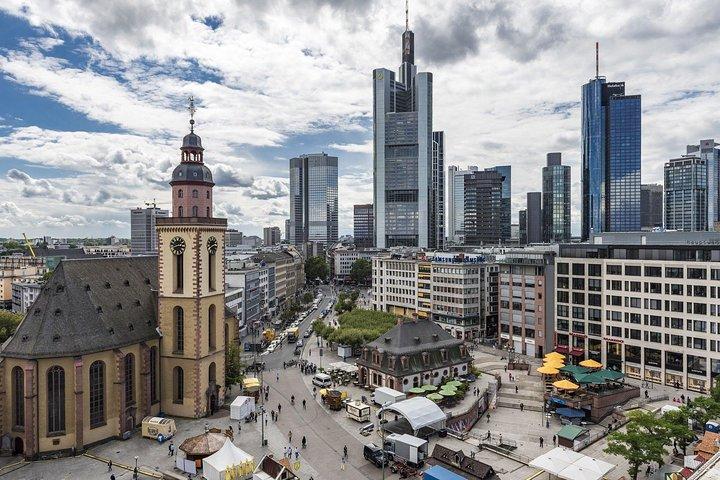Frankfurt Public Walking Tour, Frankfurt, GERMANY