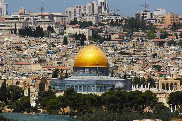Highlight of Jerusalem Biblical Trip from Tel Aviv, Herzliya, ISRAEL