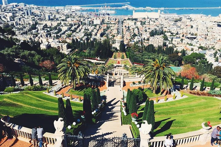 Caesarea, Haifa, Acre and Rosh Hanikra Tour from Jerusalem, Herzliya, ISRAEL