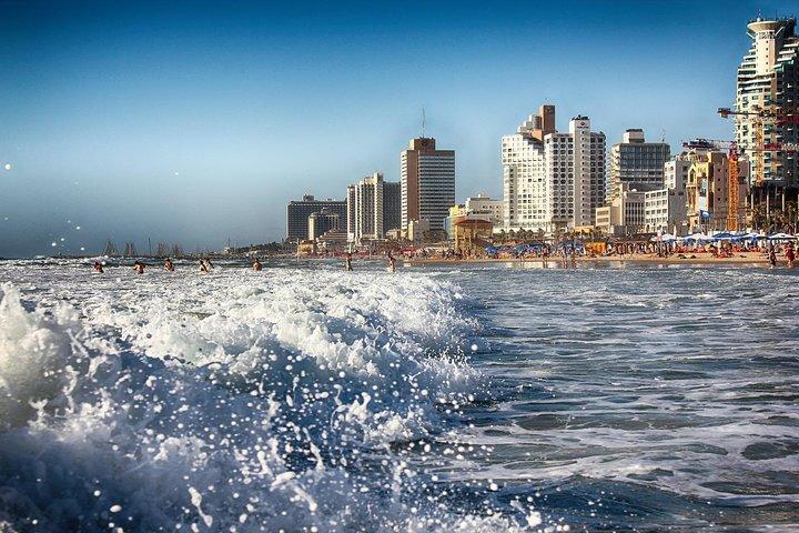 Tel Aviv (TLV) Highlights City Tour, Herzliya, ISRAEL
