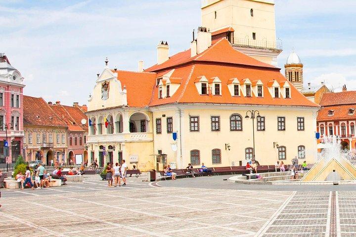 Brasov Old Town Small-Group Walking Tour, Brasov, RUMANIA