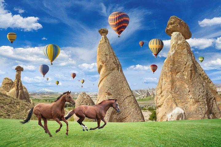 Cappadocia by Flight Day Trip from Side, Side, TURQUIA