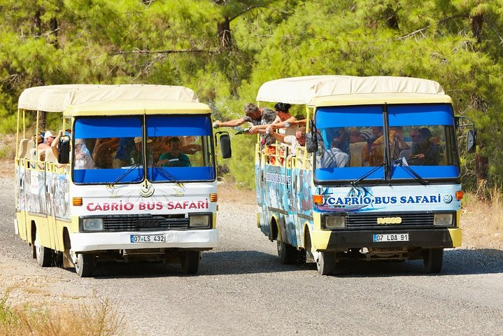Side Village Tour and Green Lake Cruise Combo Tour, Side, TURQUIA