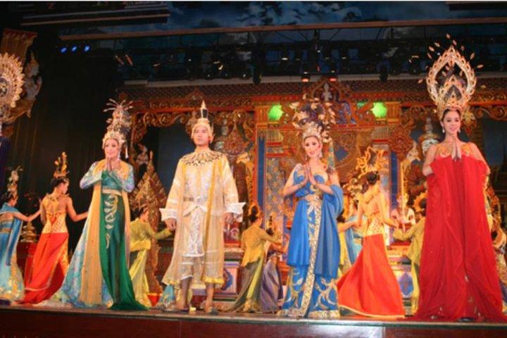 Alcazar International Cabaret Show in Pattaya, Pattaya, Thailand