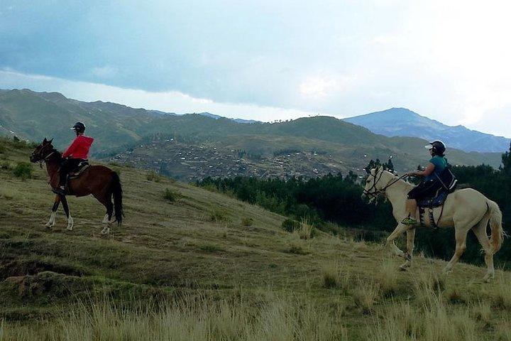 Excursão a cavalo até Devil's Balcony saindo de Cusco, Cusco, PERU