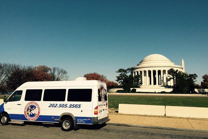 Fabulosa excursión de un día: recorrido en autobús por Washington D C para grupos pequeños, Washington DC, ESTADOS UNIDOS