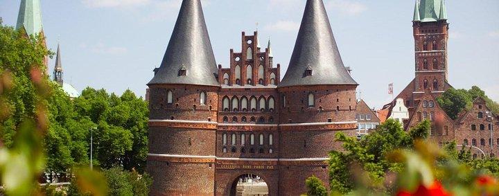 Holstentor Lubeck Entrance Ticket, Kiel, GERMANY