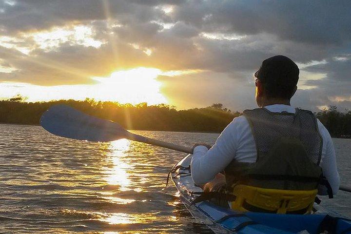 Bio-Luminescence and Sunset Kayak Tour, Puerto Jimenez, COSTA RICA
