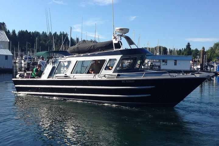 Howe Sound Islands Cruise, Sunshine Coast, CANADA