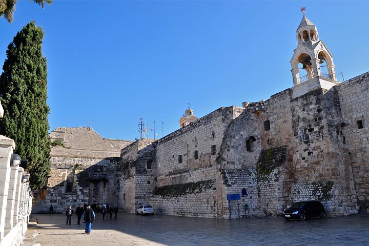 Jerusalem and Bethlehem: In the Steps of Christianity Private Day Tour, Jerusalen, ISRAEL