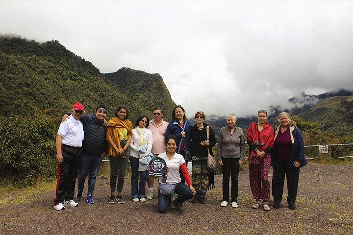 Excursão de dia inteiro nas Termas de Papallacta saindo de Quito, Quito, Equador