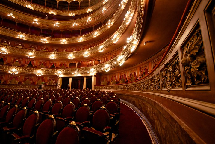Teatro Colon Skip-the-Line plus Palaces of Buenos Aires Tour, Buenos Aires, ARGENTINA