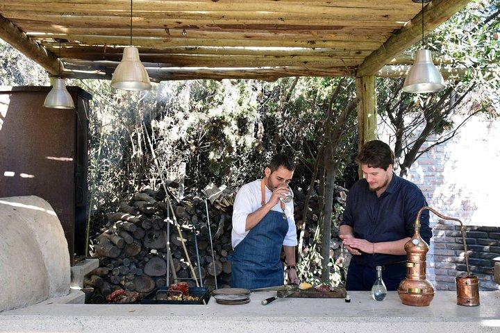 Cooking Class & Distilling Experience, Mendoza, ARGENTINA